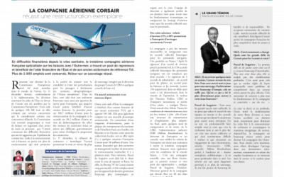 La compagnie aérienne Corsair réussit une restructuration exemplaire