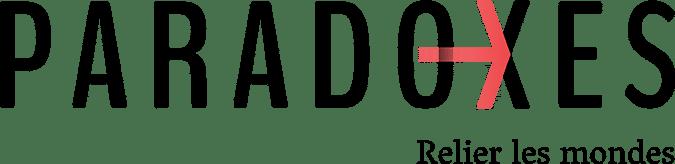 Logo Paradoxes noir