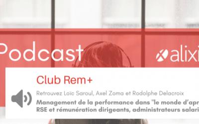 Podcast Rémunération : Management de la performance, impact RSE et rôle des ARS